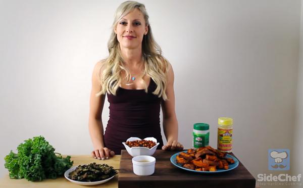 Healthy Snacks on SideChef