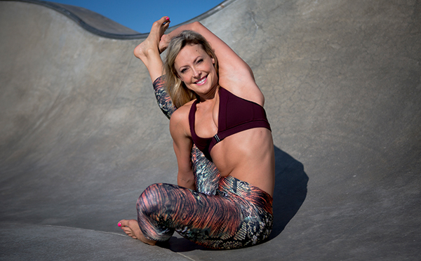 Elise Joan - Top Trainer and Yogi